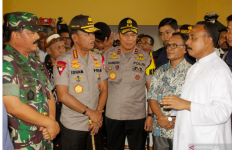 Datang ke NTT, Panglima TNI dan Kapolri Pastikan Perayaan Natal Aman - JPNN.com