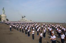 Begini Cara TNI AL Jaga Kekompakan Prajurit dan PNS - JPNN.com