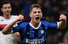 Bukan Lantaran Hari Ibu Penyerang Muda Inter Milan Seperti Ini - JPNN.com