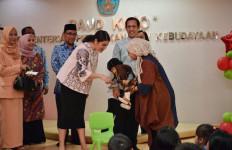 Istri Nadiem Makarim Resmikan PAUD di Kemdikbud, Begini Harapannya - JPNN.com