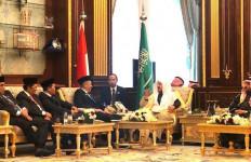 Ketua Majelis Syura Arab Saudi Dukung Gagasan MPR RI - JPNN.com