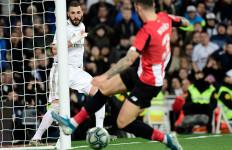 Mandul, Real Madrid Tertinggal 2 Poin dari Barcelona - JPNN.com