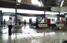 Stasiun Serpong Hancur Disapu Puting Beliung - JPNN.com