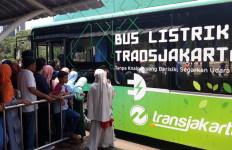Bingung Libur Nataru Ke mana? Yuk Jajal Bus Listrik Gratis - JPNN.com