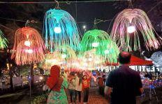 Festival of Light Taman Waduk Ria Rio, Pilihan Liburan Murah di Jakarta - JPNN.com