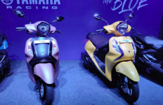 Yamaha Fascino 125 Fi Resmi Diluncurkan, Ini Spesifikasinya - JPNN.com