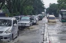 Ini Titik Rawan Banjir di Kota Bandung versi Polisi - JPNN.com