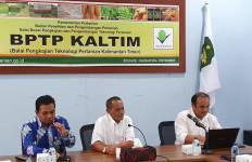 Kawal Pembangunan Pertanian di Kaltim, Kepala BKP Kementan Sinergikan Stakeholder Terkait - JPNN.com