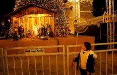 Israel Halangi 700 Umat Kristen Gaza Natalan di Kota Kelahiran Yesus - JPNN.com