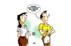 Suami Pelit, Istri Boikot 'Servis Ranjang' sejak Malam Pertama - JPNN.com