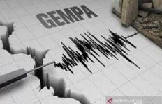 Baru Saja Gempa Mag 5,4 di Banten Terasa hingga Depok - JPNN.com