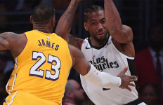 Lakers Vs Clippers: Kawhi Leonard jadi Superstar di NBA Spesial Natal - JPNN.com