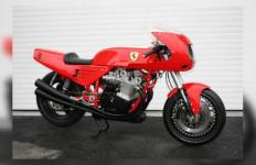 Ferrari Pernah Membuat Sepeda Motor Jenis Sport, Begini Ceritanya - JPNN.com