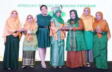 Berbagi kebaikan, Sania Beri Penghargaan kepada Local Heroes - JPNN.com