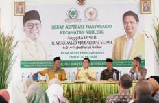 Usai Jajal Tol Trans Jawa, Misbakhun Beber Kesuksesan Jokowi di Depan Konstituen - JPNN.com
