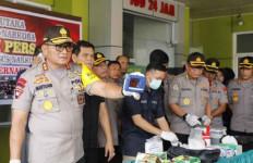 Polisi Tembak Mati Pengedar Narkoba di Lubukpakam - JPNN.com