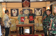 TNI dan PT Freeport Indonesia Teken MoU Pengamanan - JPNN.com