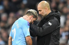 Guardiola: Sergio Aguero Tak Tergantikan di Manchester City - JPNN.com