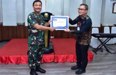 Mabes TNI AL Dapat Penghargaan Sebagai Penyetor Pajak Terbesar - JPNN.com