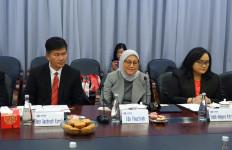 Menaker Ida Fauziyah Mengajak Investor Energi Listrik Berinvestasi ke Indonesia - JPNN.com