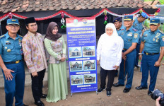 Program Renovasi 867 RTLH Rampung, Gubernur Jatim Tutup Karya Bakti TNI AL - JPNN.com