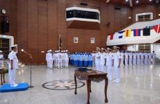 Laksamana Siwi Pimpin Sertijab Komandan Kodiklatal dan Kepala Diskesal - JPNN.com