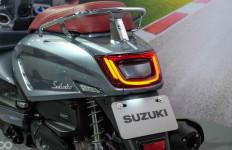 Suzuki Resmi Rilis Skuter 125, Desainnya Mirip Vespa - JPNN.com