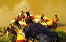 Muhammad Irsad Nurcahya Ditemukan Tewas di Sungai Ciliwung - JPNN.com