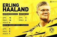 Kata Erling Haaland Setelah Diikat Borussia Dortmund - JPNN.com