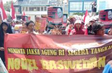 Ratusan Mahasiswa Ungkit Kasus Novel Baswedan di Bengkulu - JPNN.com