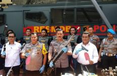 Mantan Residivis Narkoba Lihai Membuat Senjata Api Rakitan - JPNN.com