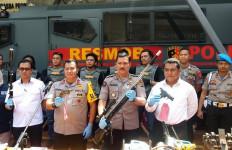 Polisi Tangkap Pembuat Senjata Api Rakitan di Lampung - JPNN.com