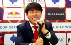 Shin Tae Yong: Fisik Pemain Alami Peningkatan - JPNN.com