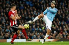 Rekor Tandang Sheffield United Terhenti di Tangan Manchester City - JPNN.com