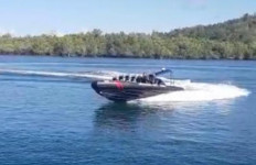 Tiga Unit RHIB Perkuat Jajaran Zona Maritim Tengah Bakamla RI - JPNN.com
