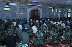 Sambut Tahun Baru 2020, Mabes TNI Gelar Doa Bersama - JPNN.com