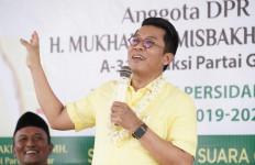 Manfaatkan Reses Perdana DPR, Misbakhun Ucapkan Terima Kasih kepada Konstituen - JPNN.com