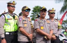 Kabaharkam dan Kakorlantas Pantau Kawasan Puncak Jelang Malam Tahun Baru - JPNN.com