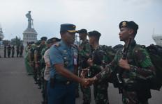Pangarmada II Sambut Kedatangan Satgas Kostrad dari Papua - JPNN.com