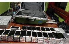 WN Asal Tiongkok Penyelundup Ratusan Unit Ponsel Ditangkap Polisi - JPNN.com