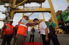 Pelindo I Lepas Kapal Terakhir dan Sambut Kapal Perdana 2020 - JPNN.com