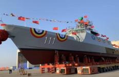Angkatan Laut Malaysia Terima Kapal Keris Buatan Tiongkok - JPNN.com