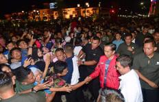 Pesan dan Harapan Jokowi Saat Malam Pergantian Tahun - JPNN.com