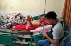 Suharto Nyaris Meregang Nyawa Ditusuk Tiga Pemuda di Depan Istrinya - JPNN.com