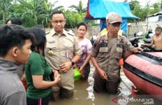 Catatan untuk Anies Cegah Banjir Jakarta: Ada 12 Titik Sungai Belum Dinormalisasi - JPNN.com