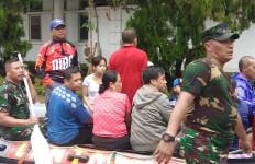 Pesan Penting Brigjen Marinir Hermanto Kepada Tim Satgas Banjir Lantamal III - JPNN.com