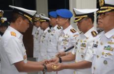 Empat Jabatan Strategis Di Jajaran Lantamal V Diserahterimakan - JPNN.com