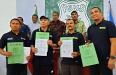 Philip Hansen Resmi Jadi Pelatih PSMS Medan - JPNN.com