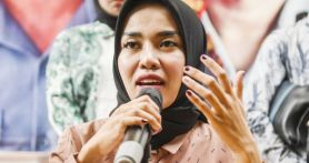 Medina Zein Jawab Klarifikasi Laudya Cynthia Bella Soal Kisruh Bandung Makuta