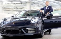 Porsche 911 Carrera 4S Edisi Khusus, Hanya 75 Unit di Dunia - JPNN.com